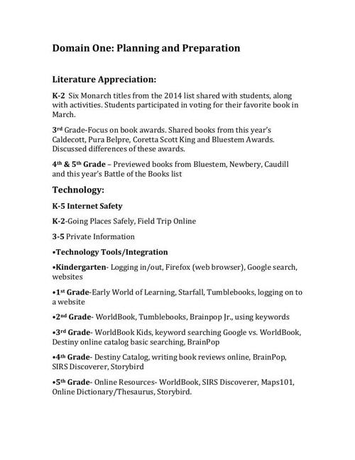 Summative 2013-14   Patricia Connolly
