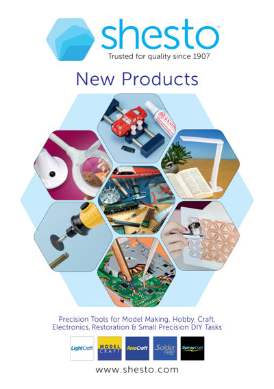 Shesto New Products Brochure