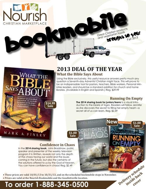 Fall Bookmobile
