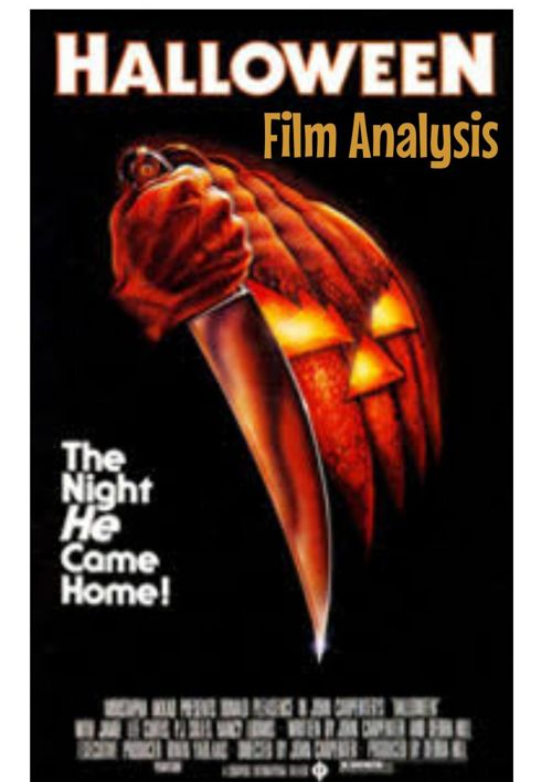 Halloween Film Analysis