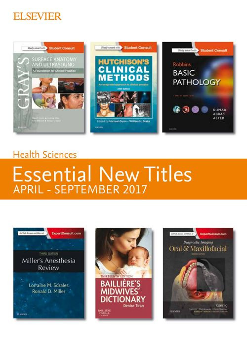 Essential Titles in Medicine Apr-Sep 17