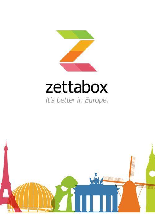 Zettabox brochure