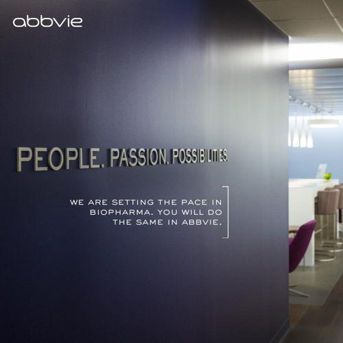 Explore AbbVie. Share the Passion.