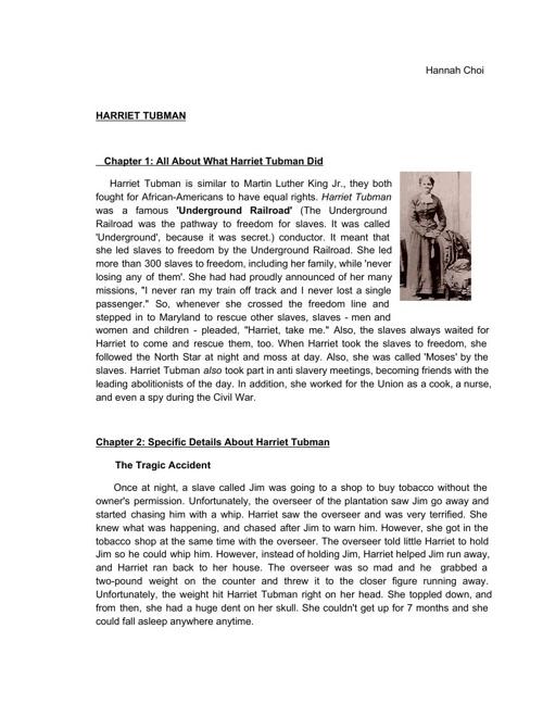 HannahsInformationalBook