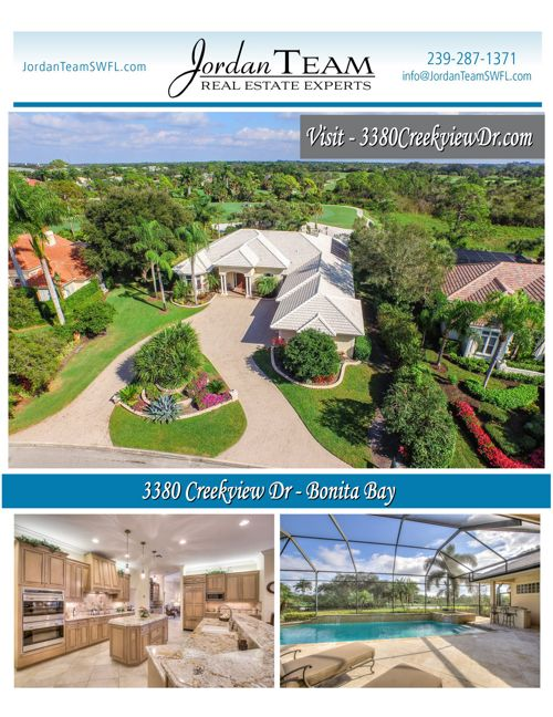 3380 Creekview Drive Property Brochure