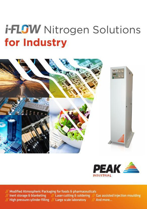 Peak Industrial A5 brochure for web