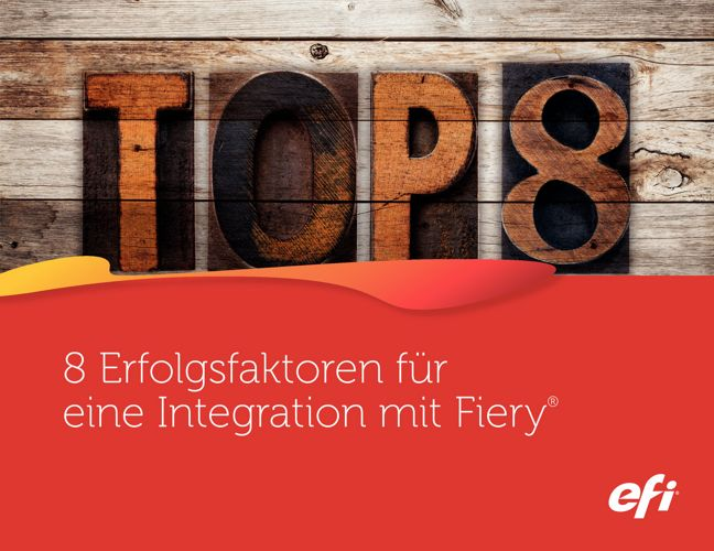 EFI E-Book: Integration