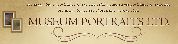 Basic Of Hand Painted Portraits From Photos