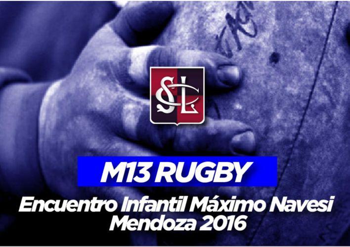 M13 - Gira Mendoza 2016