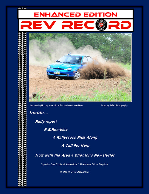 August 2012 Rev Record