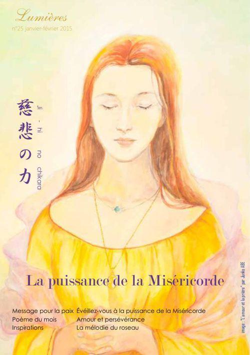 """""""Lumières"""" n°25 Janvier - Février 2016 - La puissance de la Misé"""