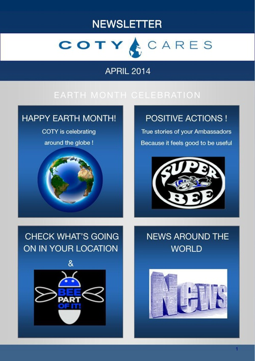 Coty Cares Letter 2014.04