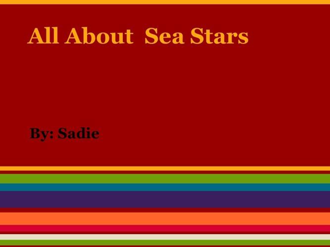 SeaStars-1