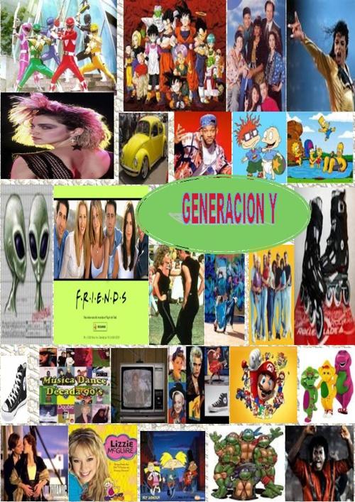 Generación Y Desarrollo Personal