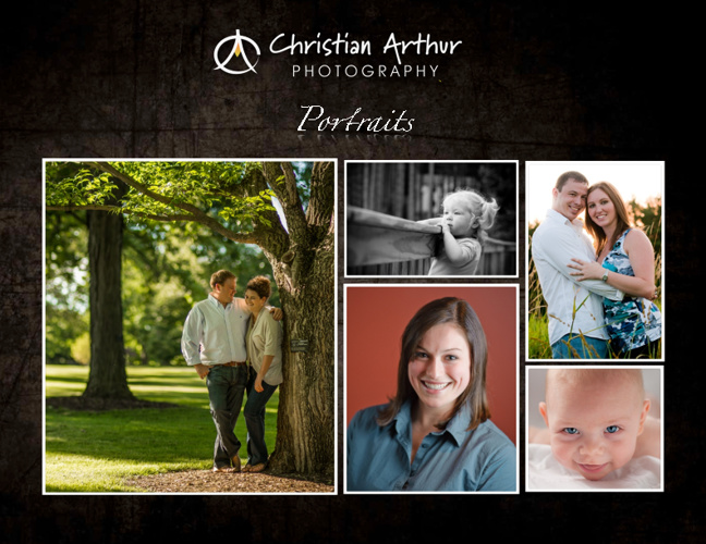 Christian Arthur Photography | Portraits 2012