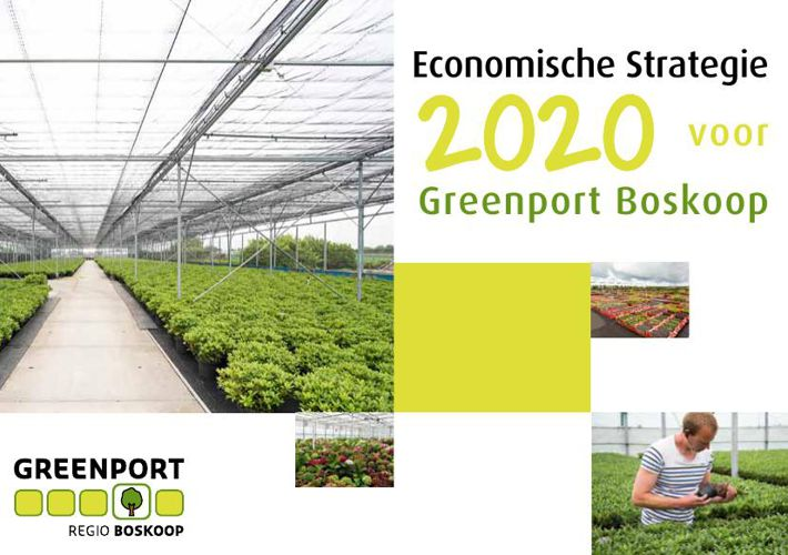 Economische Strategie 2020 Greenport Boskoop