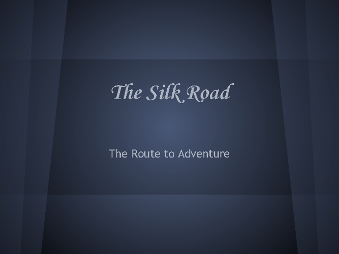 Silk Road Brochure_Brown_Reyes