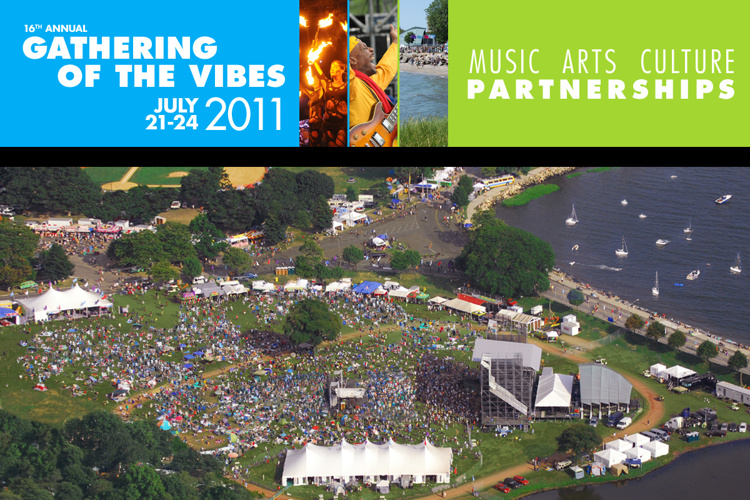 Gathering of the Vibes 2011 Partner Program