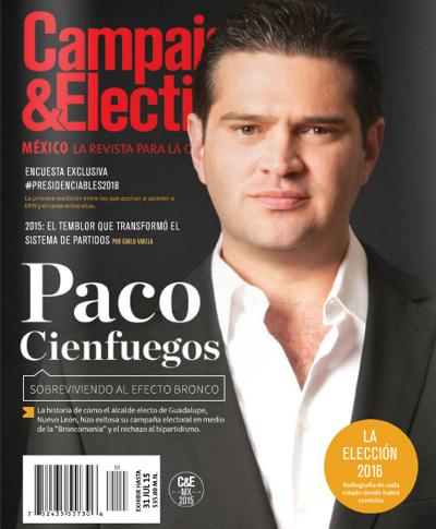 Carlos Angulo, probable candidato a la gubernatura de Chihuahua