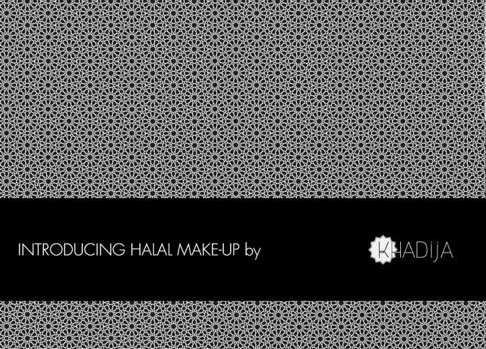 KHADIJA: Introducing halal make-up