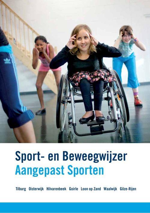 Sport- en Beweegwijzer Aangepast Sporten