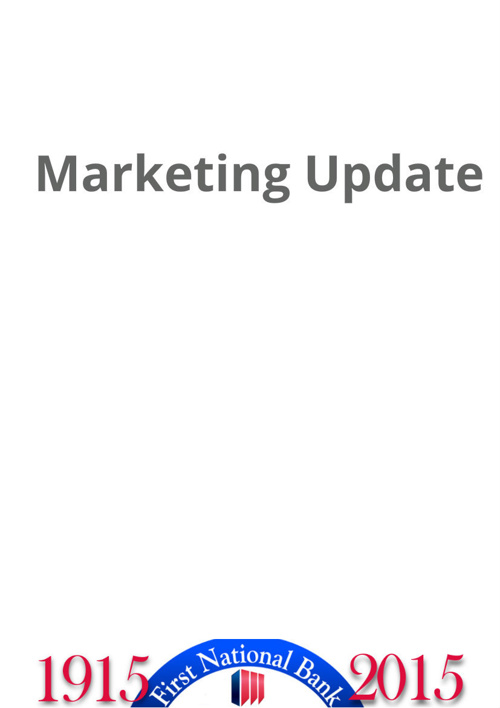 Marketing Update for Feb 2015