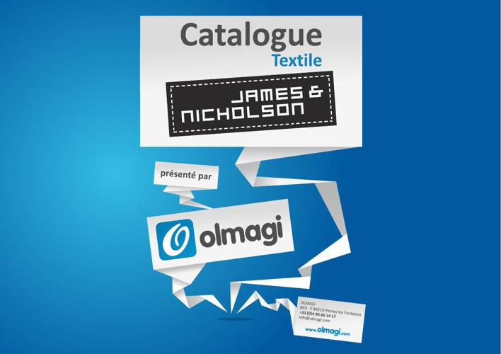 Olmagi - Catalogue James & N 2014