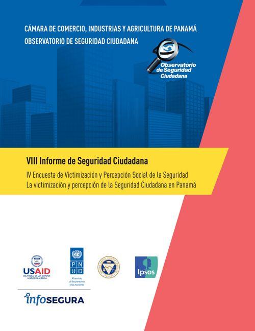VIII Informe de Seguridad Ciudadana