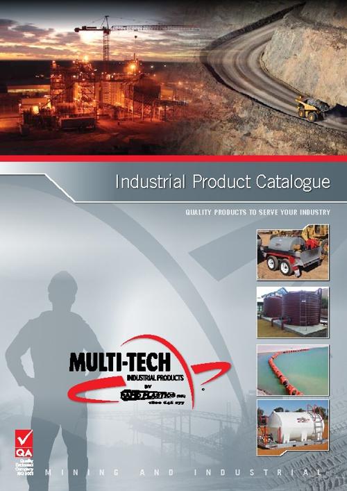 Rapid Plastics - Mining & Industrial Brochure