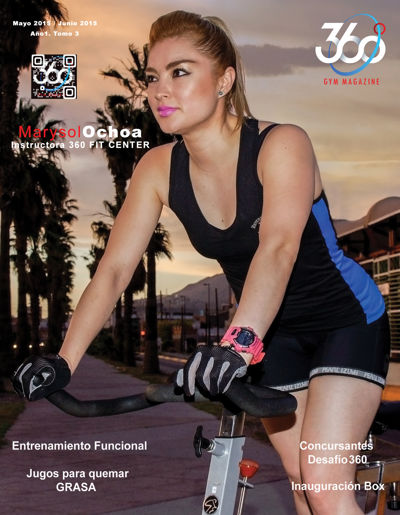 360 Gym Magazine vol.3