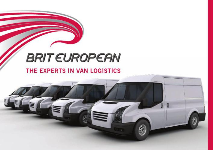 Brit European Van Brochure