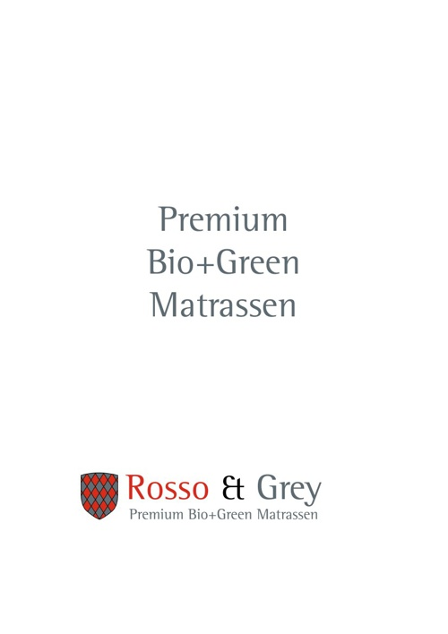 Premium Catalogue Rosso et Grey Bio+Green Mattresses