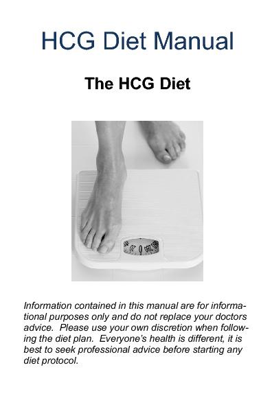 Flipping Over HCG