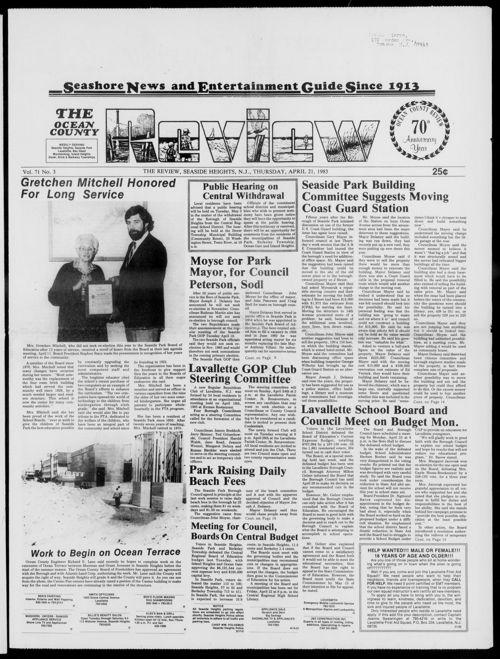 Review April 1983