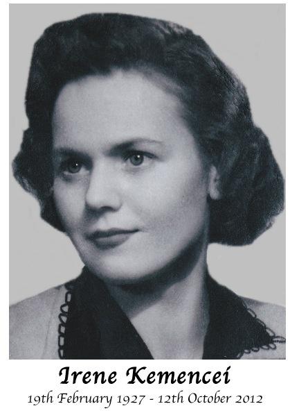 Irene Kemencei