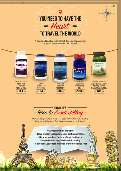 GNC Nov'16 > Your Immunity Visa to a Worry Free Vacation