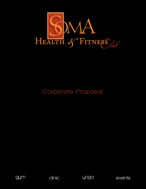 SOMA - Corporate Porposal 2012