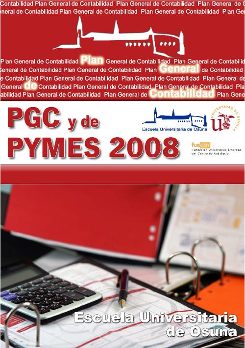 Plan general de contabilidad 2008. EUO