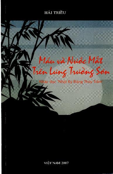 Mau Va Nuoc Mat Tren Lung Truong Son