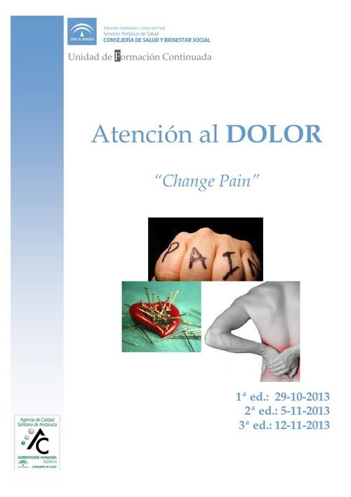 Atención al dolor (Change Pain)