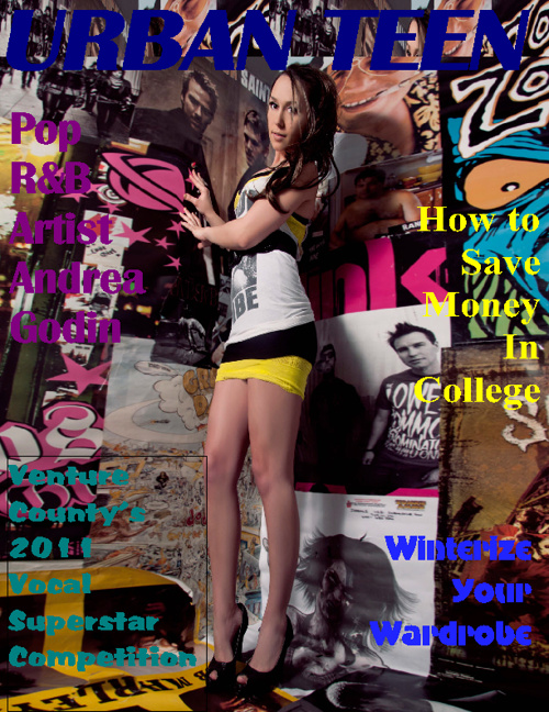 Urban Teen Magazine NovDec 2011