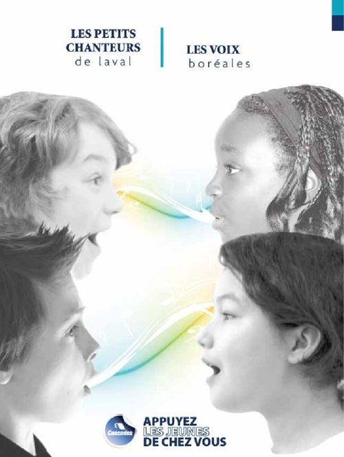 Petits Chanteurs de Laval - Cascades
