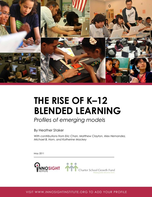 Online and Blended Learning Profiles