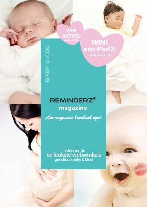 Reminderz Zwangerschapskoffer september 2012