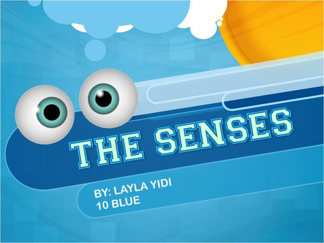The Senses by Layla Yidi