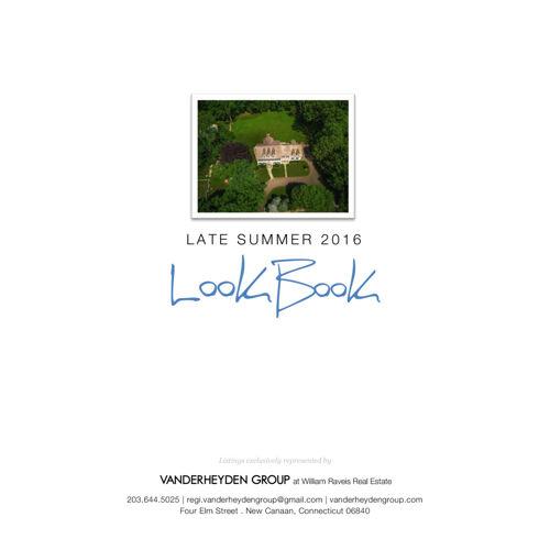VG | Late Summer 2016 LookBOOK