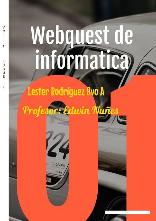 Lester Rodríguez webquest