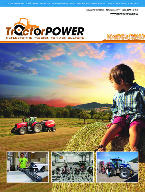 2016 - TractorPower - Edition 11 - FR