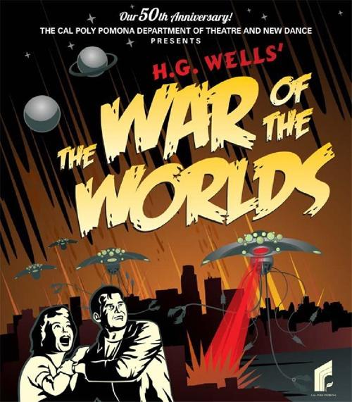 My Notebook - War of the Worlds