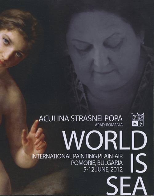 ACULINA ART DIPLOMA POMORIE 2012